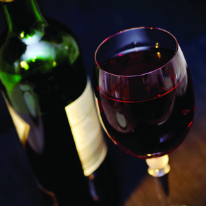 could red wine prolong the effects of testosterone