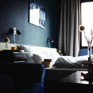 healthy sleep and rest